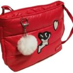 Camomilla BORSA SHOULDER BAG CUTE PADDED