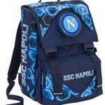 ssc napoli Forza Napoli Zaino, 41 Cm, Blue Deep