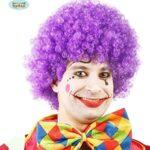 Guirca fiestas gui4153–Violette parrucca riccia