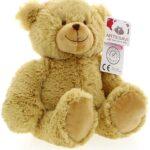 ARTESAVI- Little Teddy 38 Cm 720/2M, 8435174924418