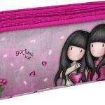 Gorjuss Sparkle & Bloom 1041GJ02 Astuccio con 3 Cerniera – You Can Have Mine