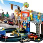 Bburago 30065 – Digi Town Interactive Playset, 1:43