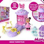 IMC Toys X-Minnie Cambio Stile Magico 3OUTFIT LUCI E Suoni