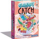 Clementoni – 16565 – Candy Catch – Made In Italy – Giochi Da Tavolo, Board Games – Gioco Di Carte Per Tutta La Famiglia – Bambino Dai 6 Anni