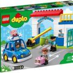 LEGO Duplo Stazione Polizia Gioco per Bambini, Multicolore, 10902