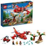 LEGO City – Aereo antincendio, 60217