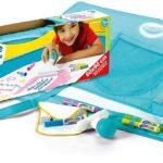 Crayola 04-0034 Colora e Ricolora – Tappetone, Maxi superficie riutilizzabile per disegnare e colorare