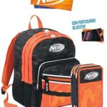 NERF NATION SCHOOLPACK di Seven