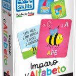 Lisciani Life Skills – Cards – Imparo L'Alfabeto Merchandising Ufficiale