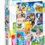 Clementoni – 24204 – Supercolor Puzzle – Dance Time – 24 Maxi Pezzi – Made In Italy – Puzzle Bambini 3 Anni +