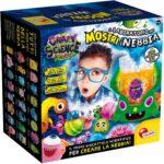 Lisciani Giochi – Crazy Science Il Laboratorio dei Mostri della Nebbia, 84340