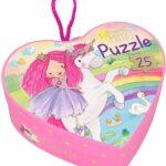 Depesche 10952 – Puzzle Princess Mimi, 25 pezzi, multicolore