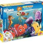 Lisciani Giochi- Nemo Disney Puzzle, 60 Pezzi, Multicolore, 48243