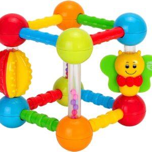 Vitamina G- Cubo Attivita, Multicolore, 05179