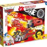 Lisciani Giochi Disney Puzzle Supermaxi 60, Cars