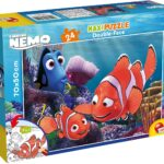 Liscianigiochi Disney Puzzle Supermaxi 24, Nemo, 74112