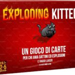 Asmodee – Exploding Kittens, Gioco di Carte, Edizione in Italiano, 8540