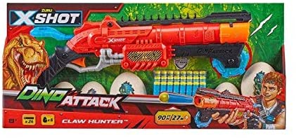 X-SHOT DINO ATTACK CLAW HUNTER 4861 Marca: Close Out