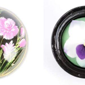 sapone orchidea con sfera in legno Marca: iThai srls